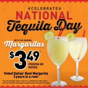 El Fenix Celebrates National Tequila Day with Mas Tequila – ¡Olé! @ El Fenix | Dallas | Texas | United States