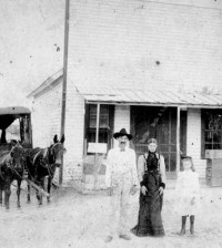 Noell Junction TX c. 1903