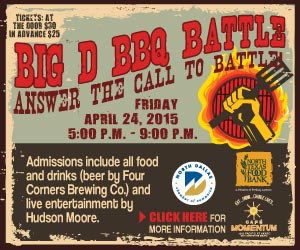 Big D BBQ Battle @ Valley View Center | Dallas | Texas | United States