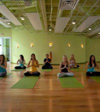Photo Courtesy Gaia Flow Yoga Addison