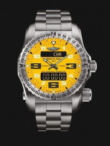 Breitling Watch Upright