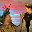 King Lear will show this month in Addison Circle Park. Photo courtesy of Shakespeare Dallas.