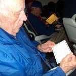 WWII Veterans Read TCA Letters