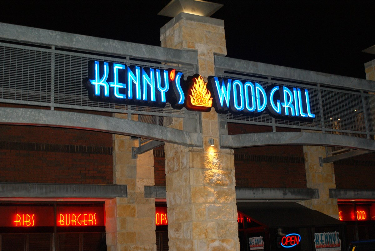 Kenny S Wood Fired Grill On Yelp S Top 100 Restaurants In