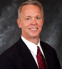Mike Sanborn, photo courtesy of Metrocrest Chamber of Commerce.