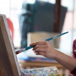 Express yourself this year with an art class.