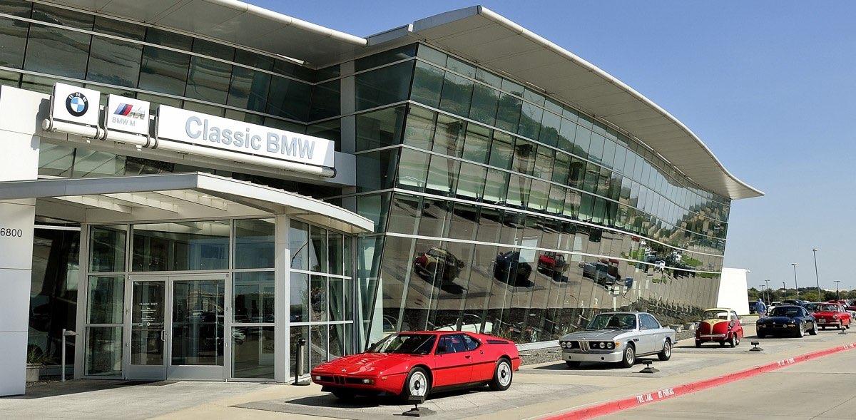 The Legacy Of Classic BMW Addison Magazine - Bmw plano car show