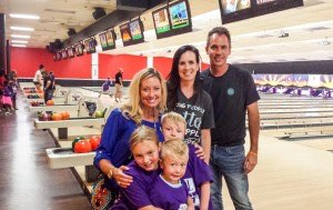 """Nerium Brand Partners & Families Joined the Fun at BBBS """"Bowl for Kid¹s,"""" photo courtesy of Nerium International"""