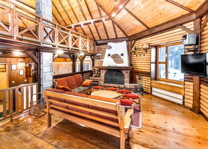 Luxury Cabin Rentals In The Usa Addison Magazine