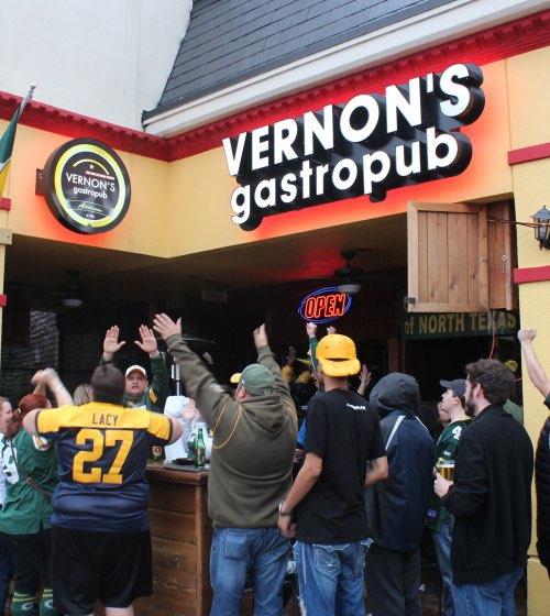 Vernon's Pub