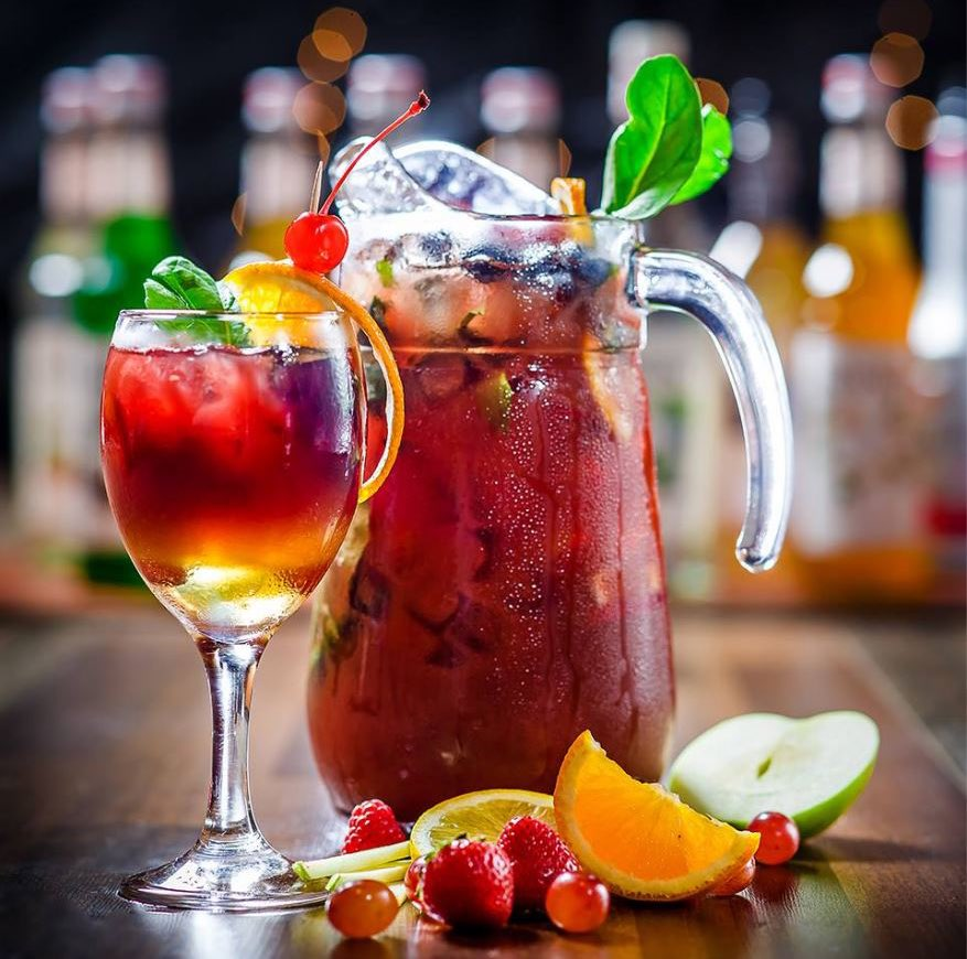 Great sangria recipes at local hotspots addison magazine photo courtesy of texas de brazil thecheapjerseys Image collections