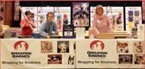Wrapping for Kindness to Benefit Operation Kindness @ Barnes & Noble | Plano | Texas | United States
