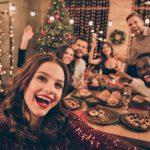 Christmas Eve Dinner in Addison