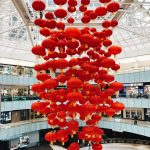 Galleria Dallas Celebrates Lunar New Year With Massive Art Installation, through Feb. 8