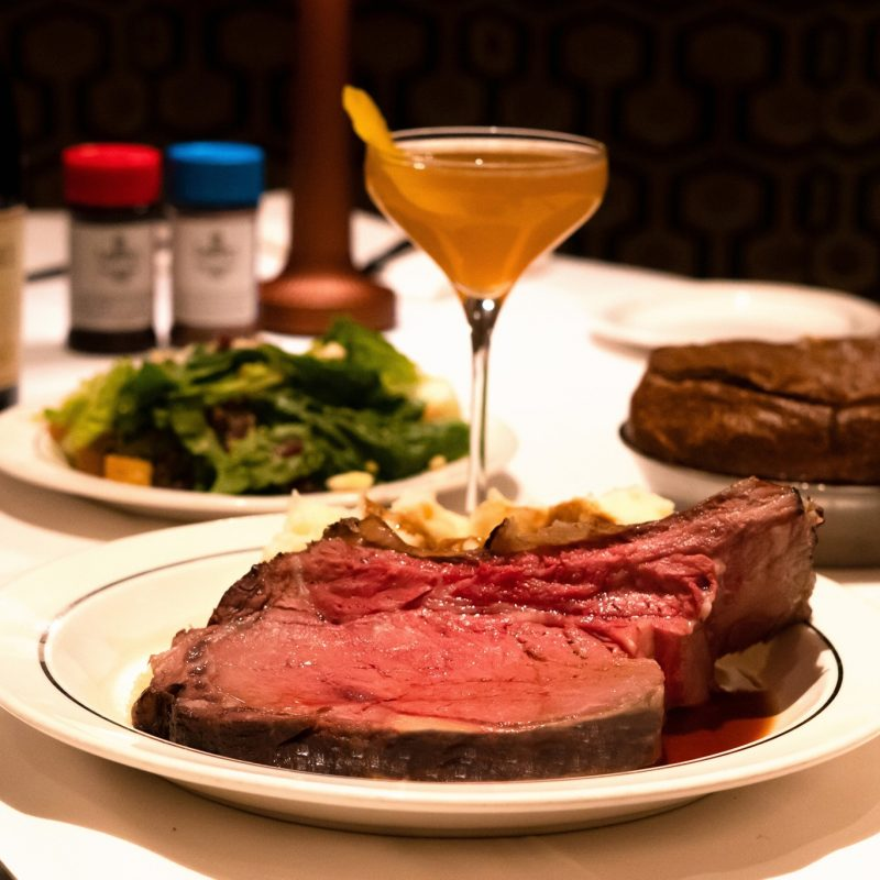Leap Day at Lawry's The Prime Rib.