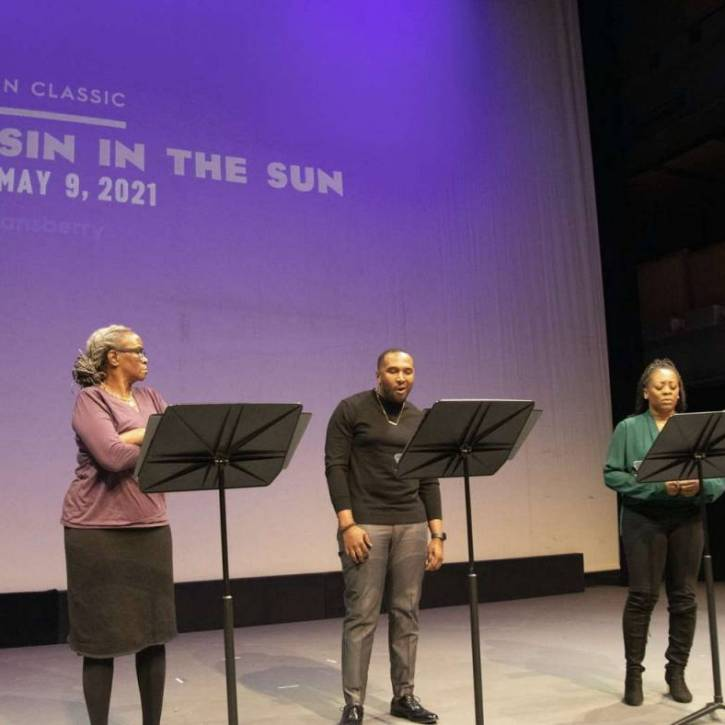 Vickie Washington, Jamall Houston, & Cherish Robinson in a scene from Raisin in the Sun- photos by Jason Anderson.jpg